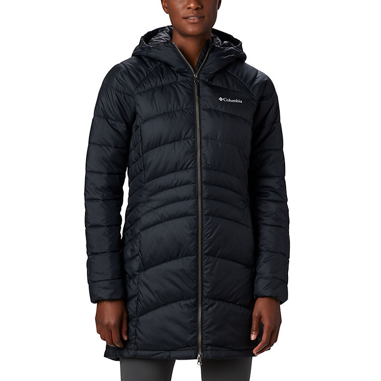 Black Women's Karis Gale™ Long Jacket, View 0