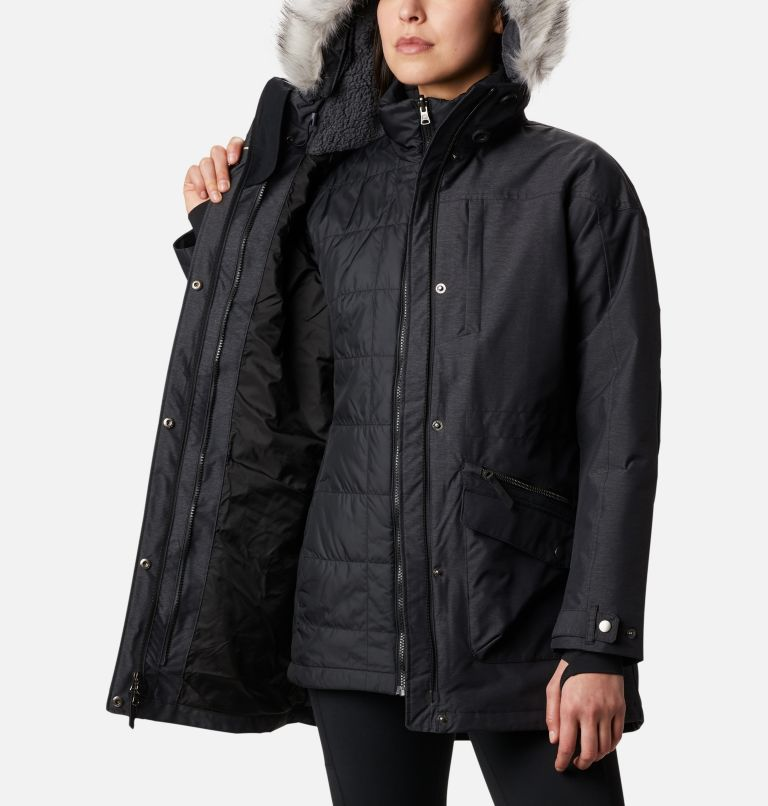 Carson Pass™ IC Jacket | 010 | XL Women's Carson Pass™ Interchange Jacket, Black, a3