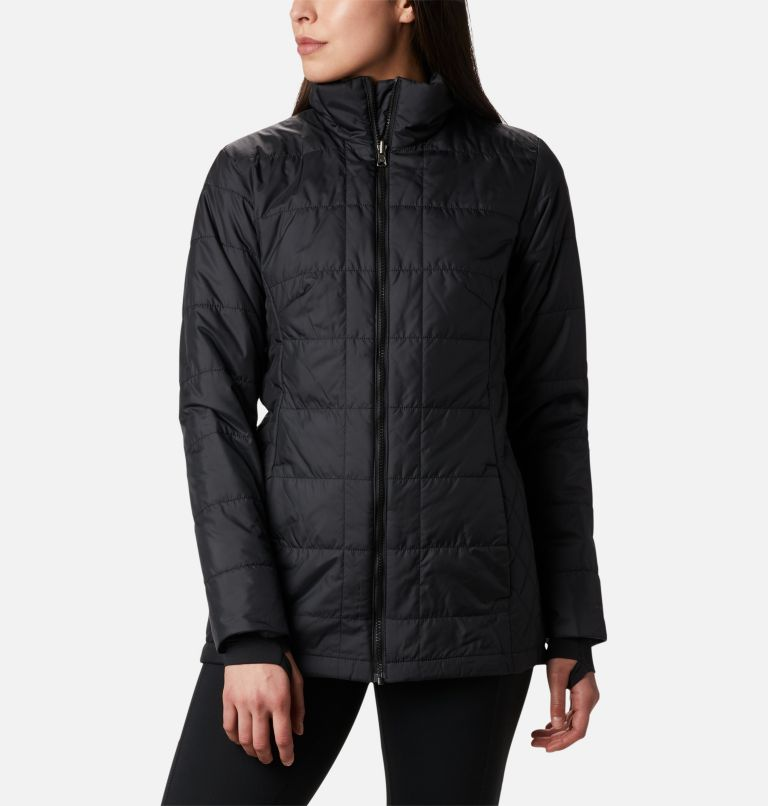 Carson Pass™ IC Jacket | 010 | XL Women's Carson Pass™ Interchange Jacket, Black, a4