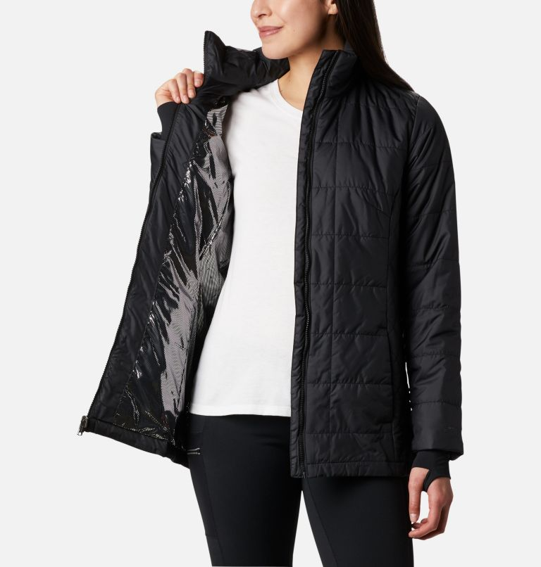 Carson Pass™ IC Jacket | 010 | XL Women's Carson Pass™ Interchange Jacket, Black, a6