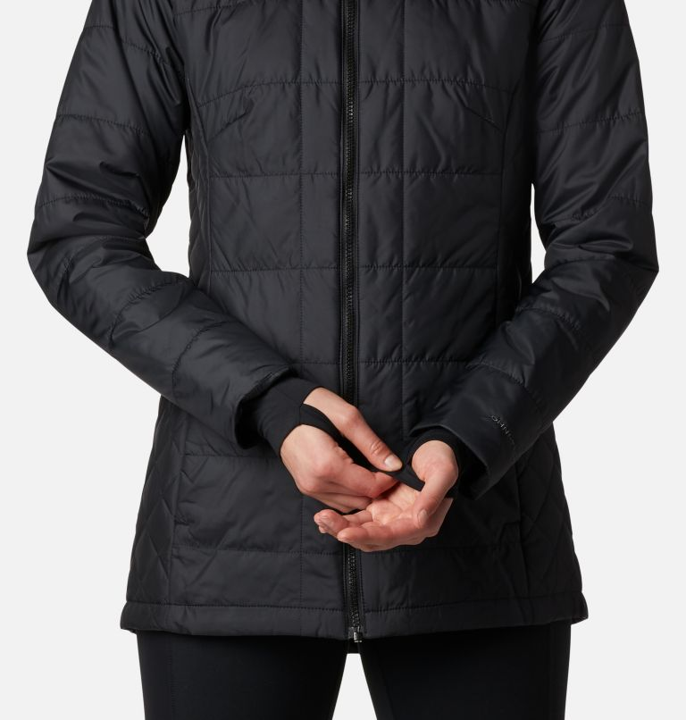 Carson Pass™ IC Jacket | 010 | XL Women's Carson Pass™ Interchange Jacket, Black, a7
