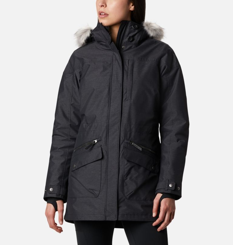 Carson Pass™ IC Jacket | 010 | M Women's Carson Pass™ Interchange Jacket, Black, front
