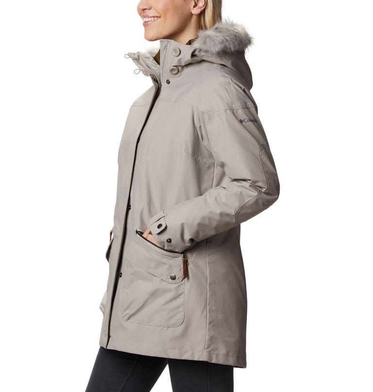 Carson Pass™ IC Jacket | 027 | XS Women's Carson Pass™ Interchange Jacket, Flint Grey, a1