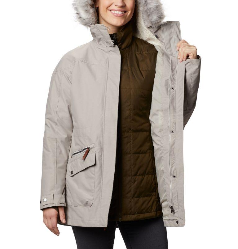 Carson Pass™ IC Jacket | 027 | XL Women's Carson Pass™ Interchange Jacket, Flint Grey, a3