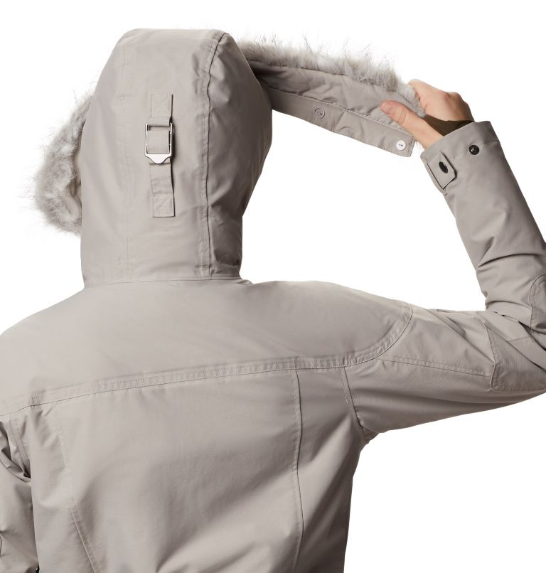 Carson Pass™ IC Jacket | 027 | XL Women's Carson Pass™ Interchange Jacket, Flint Grey, a4