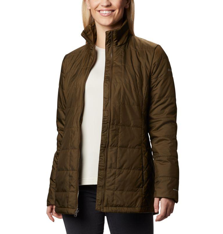 Carson Pass™ IC Jacket | 027 | XL Women's Carson Pass™ Interchange Jacket, Flint Grey, a5