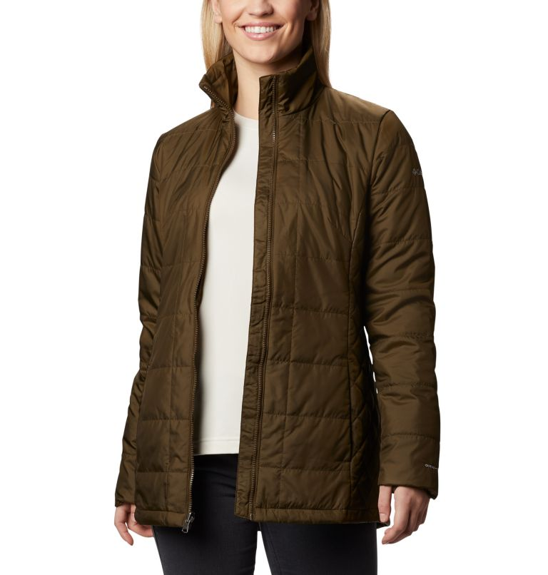 Carson Pass™ IC Jacket | 027 | XS Women's Carson Pass™ Interchange Jacket, Flint Grey, a5