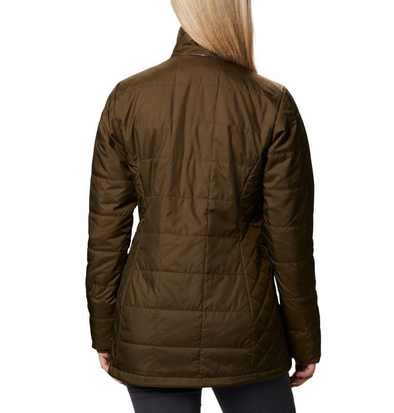 Carson Pass™ IC Jacket | 027 | XL Women's Carson Pass™ Interchange Jacket, Flint Grey, a6