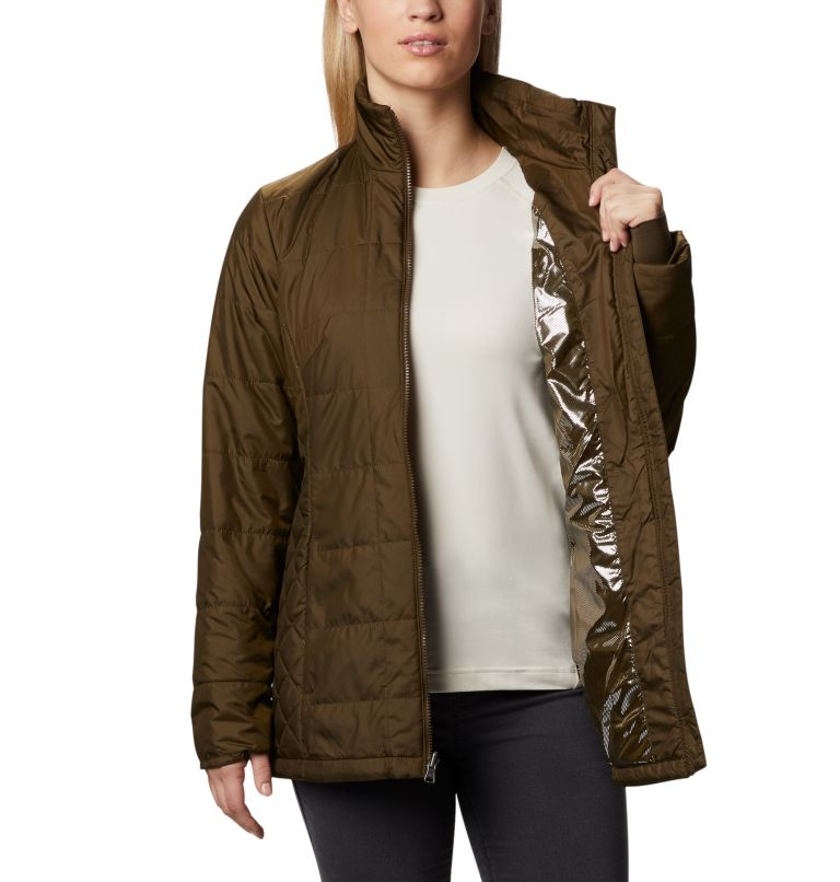 Carson Pass™ IC Jacket | 027 | XS Women's Carson Pass™ Interchange Jacket, Flint Grey, a7