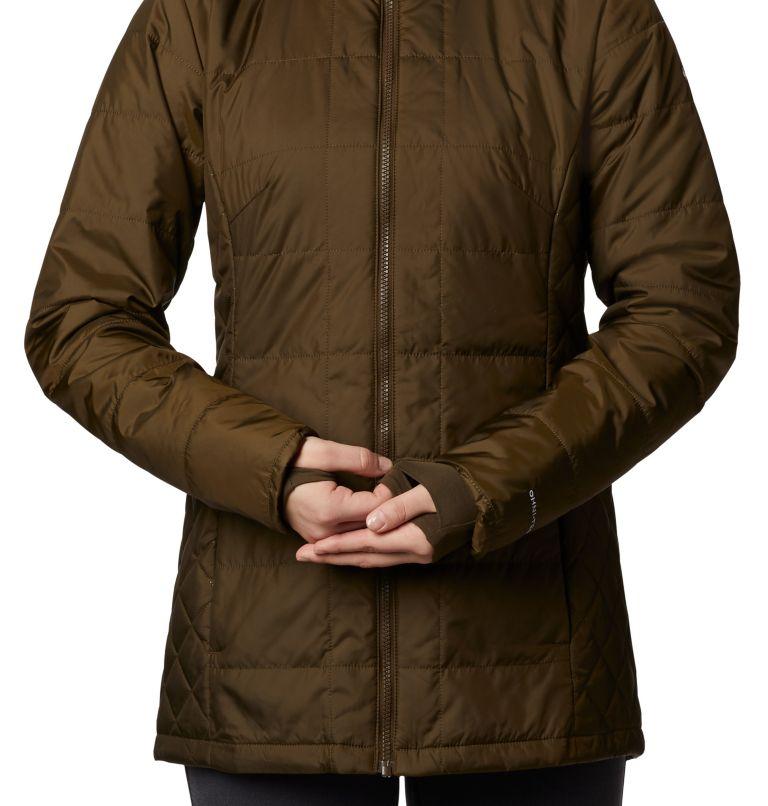 Carson Pass™ IC Jacket | 027 | XS Women's Carson Pass™ Interchange Jacket, Flint Grey, a8