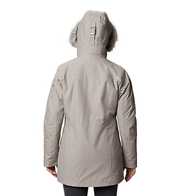 Women's Carson Pass™ Interchange Jacket Carson Pass™ IC Jacket | 225 | L, Flint Grey, back