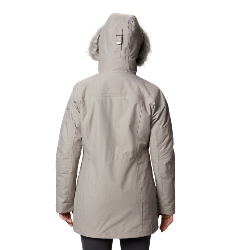 Carson Pass™ IC Jacket | 027 | XS Women's Carson Pass™ Interchange Jacket, Flint Grey, back
