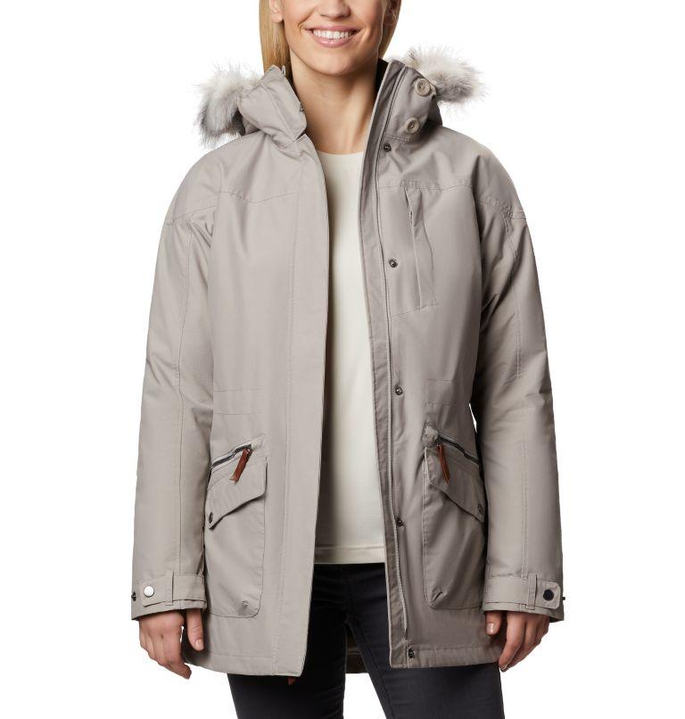 Carson Pass™ IC Jacket | 027 | XL Women's Carson Pass™ Interchange Jacket, Flint Grey, front