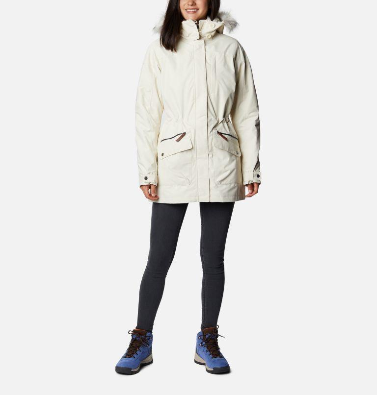Carson Pass™ IC Jacket | 191 | L Women's Carson Pass™ InterChange Jacket, Chalk, front