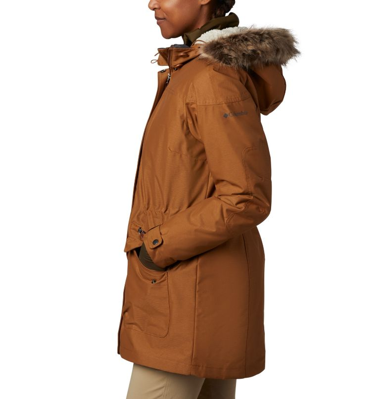 Carson Pass™ IC Jacket | 225 | S Women's Carson Pass™ Interchange Jacket, Camel Brown, a1