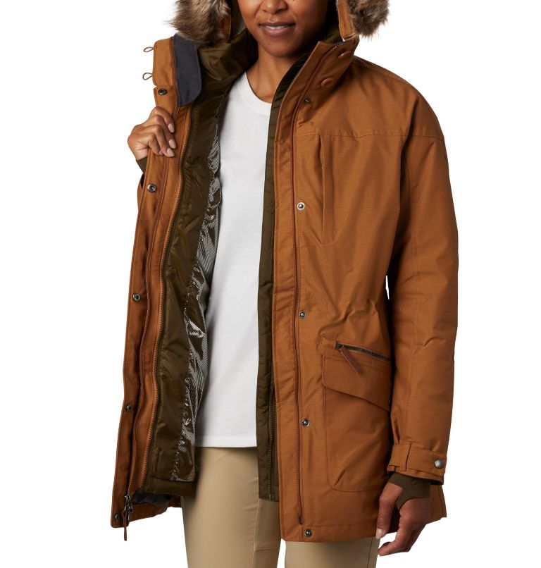 Carson Pass™ IC Jacket | 225 | S Women's Carson Pass™ Interchange Jacket, Camel Brown, a2