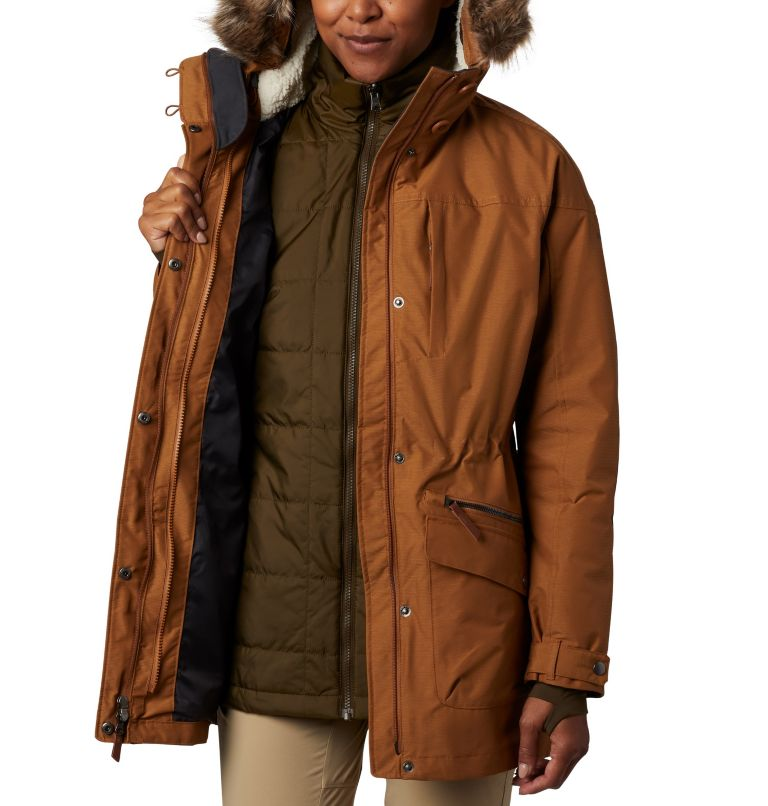 Carson Pass™ IC Jacket | 225 | S Women's Carson Pass™ Interchange Jacket, Camel Brown, a3