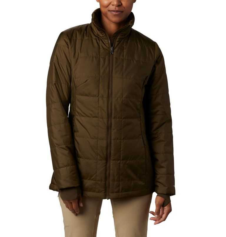 Carson Pass™ IC Jacket | 225 | S Women's Carson Pass™ Interchange Jacket, Camel Brown, a4