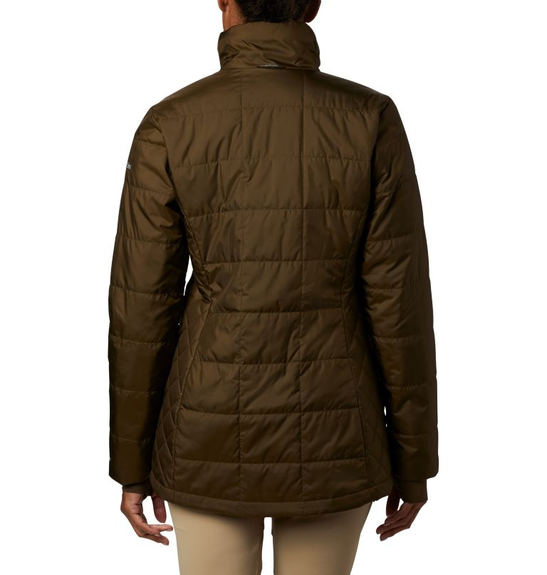 Carson Pass™ IC Jacket | 225 | S Women's Carson Pass™ Interchange Jacket, Camel Brown, a5
