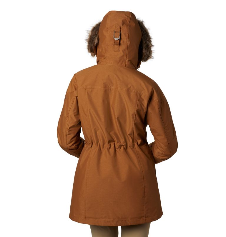 Carson Pass™ IC Jacket | 225 | S Women's Carson Pass™ Interchange Jacket, Camel Brown, back