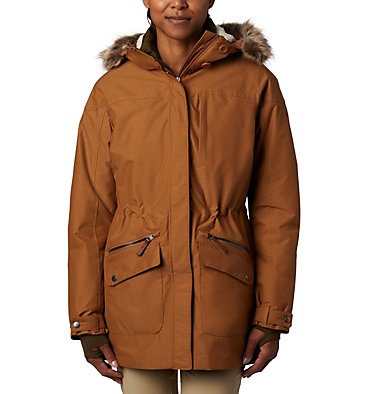 Women's Carson Pass™ Interchange Jacket Carson Pass™ IC Jacket | 225 | L, Camel Brown, front