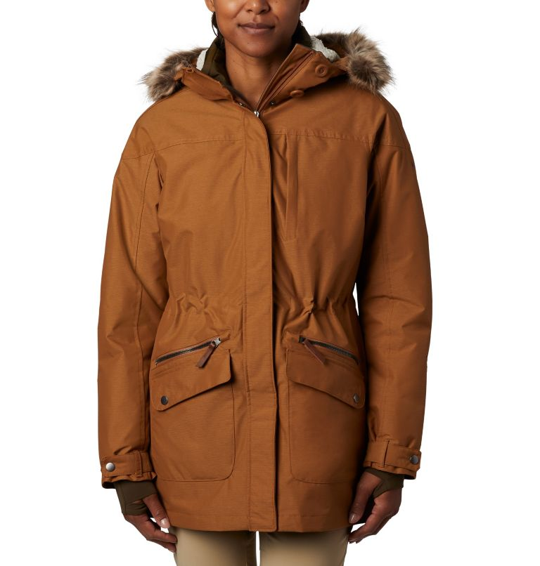 Carson Pass™ IC Jacket | 225 | S Women's Carson Pass™ Interchange Jacket, Camel Brown, front