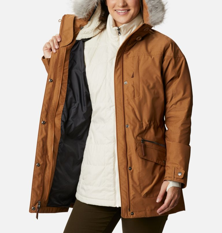 Carson Pass™ IC Jacket | 286 | S Women's Carson Pass™ Interchange Jacket, Elk, a3