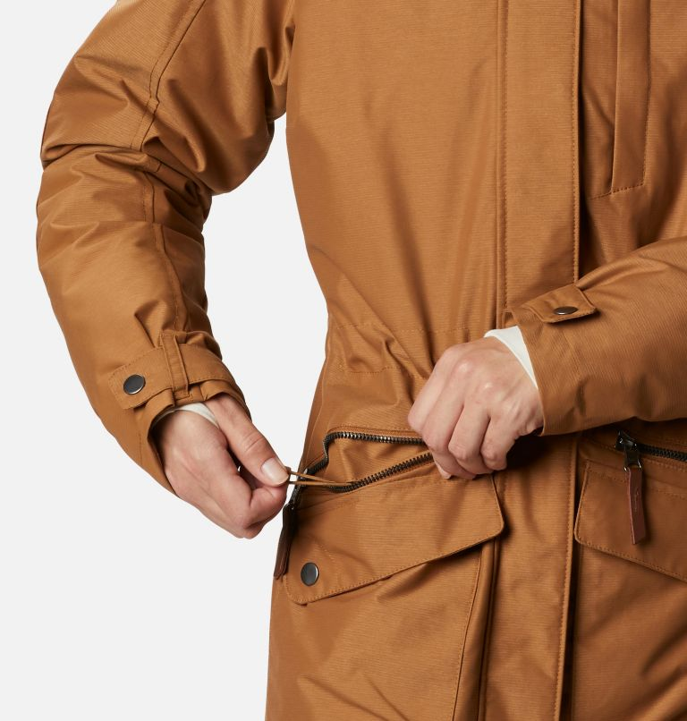 Carson Pass™ IC Jacket | 286 | S Women's Carson Pass™ Interchange Jacket, Elk, a4
