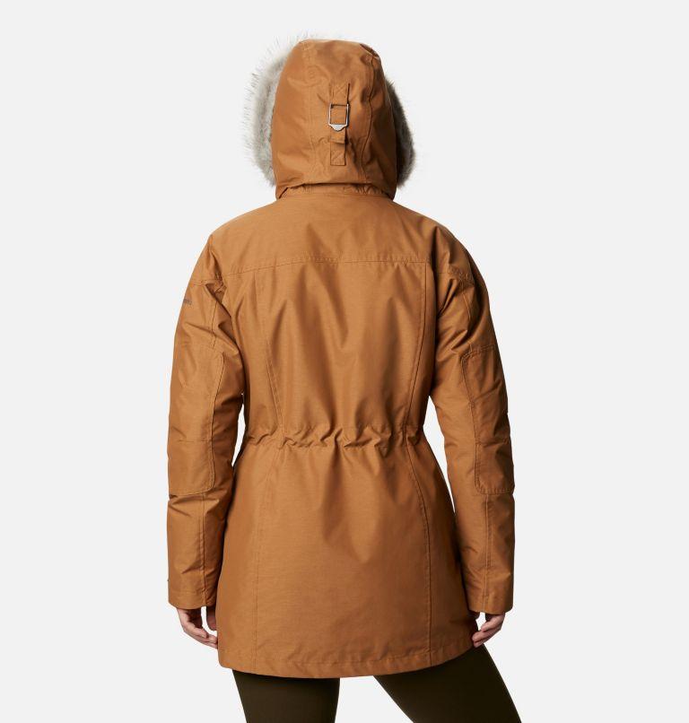 Carson Pass™ IC Jacket | 286 | S Women's Carson Pass™ Interchange Jacket, Elk, back