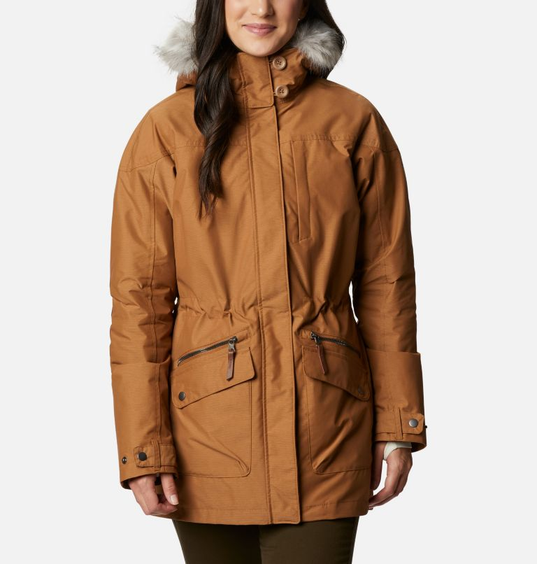 Carson Pass™ IC Jacket | 286 | S Women's Carson Pass™ Interchange Jacket, Elk, front