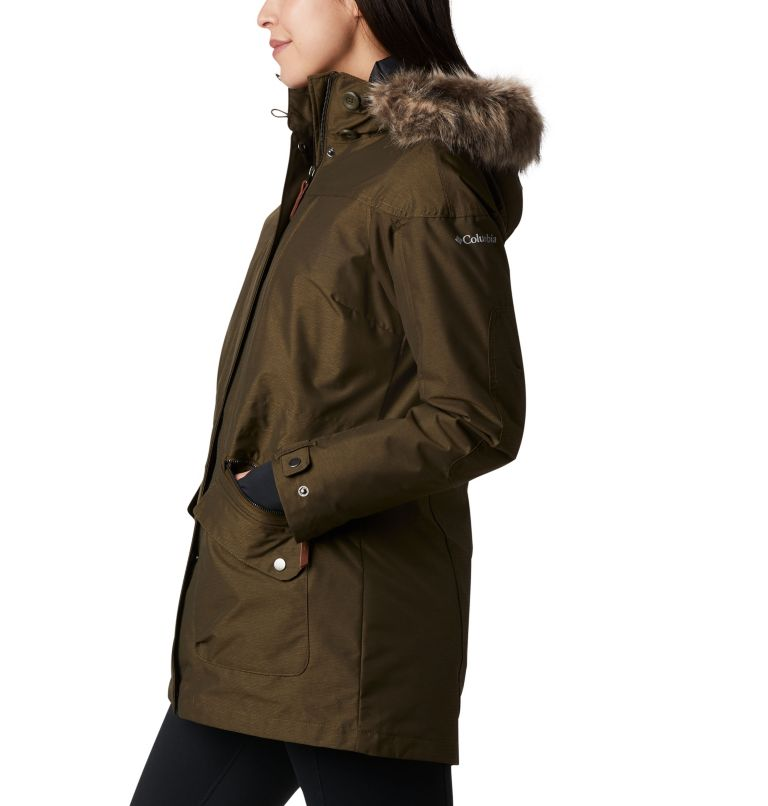 Carson Pass™ IC Jacket | 319 | XL Women's Carson Pass™ Interchange Jacket, Olive Green, a1
