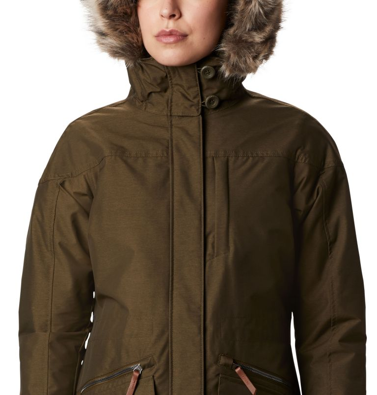 Carson Pass™ IC Jacket | 319 | XL Women's Carson Pass™ Interchange Jacket, Olive Green, a2