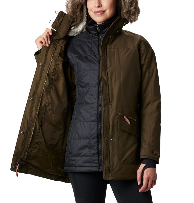 Carson Pass™ IC Jacket | 319 | XL Women's Carson Pass™ Interchange Jacket, Olive Green, a3
