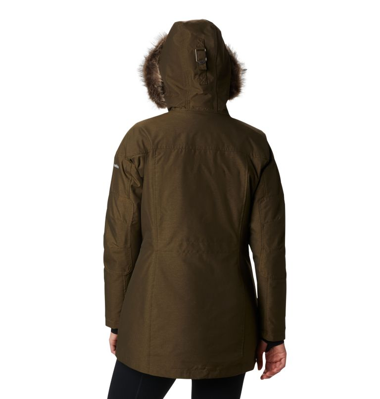 Carson Pass™ IC Jacket | 319 | XL Women's Carson Pass™ Interchange Jacket, Olive Green, back
