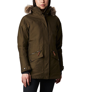 Women's Carson Pass™ Interchange Jacket Carson Pass™ IC Jacket | 225 | L, Olive Green, front