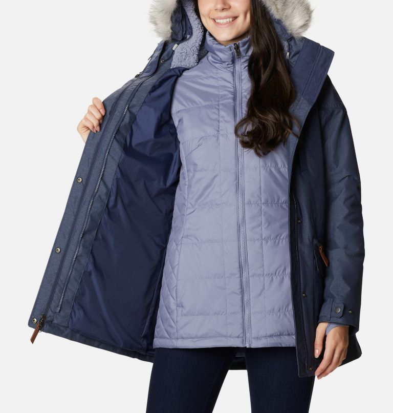 Carson Pass™ IC Jacket | 466 | S Women's Carson Pass™ Interchange Jacket, Nocturnal, a3