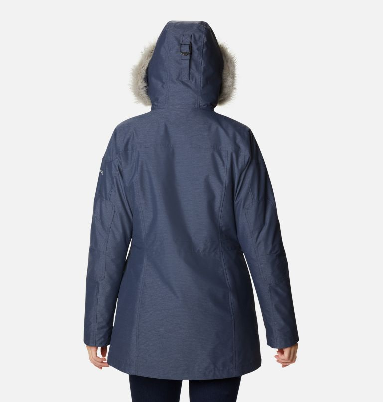 Carson Pass™ IC Jacket | 466 | XS Women's Carson Pass™ Interchange Jacket, Nocturnal, back