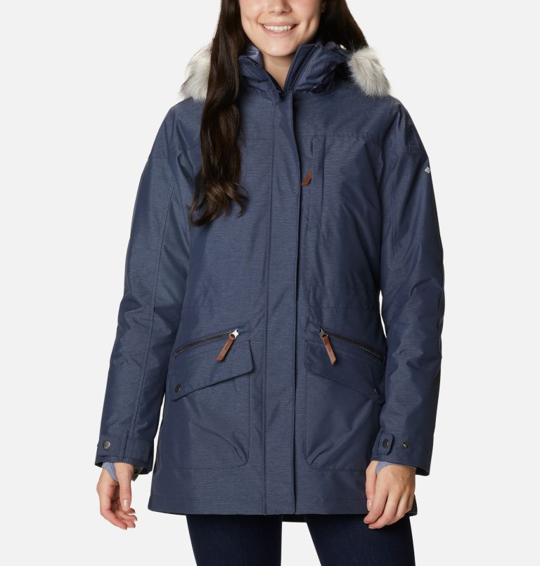 Carson Pass™ IC Jacket | 466 | S Women's Carson Pass™ Interchange Jacket, Nocturnal, front
