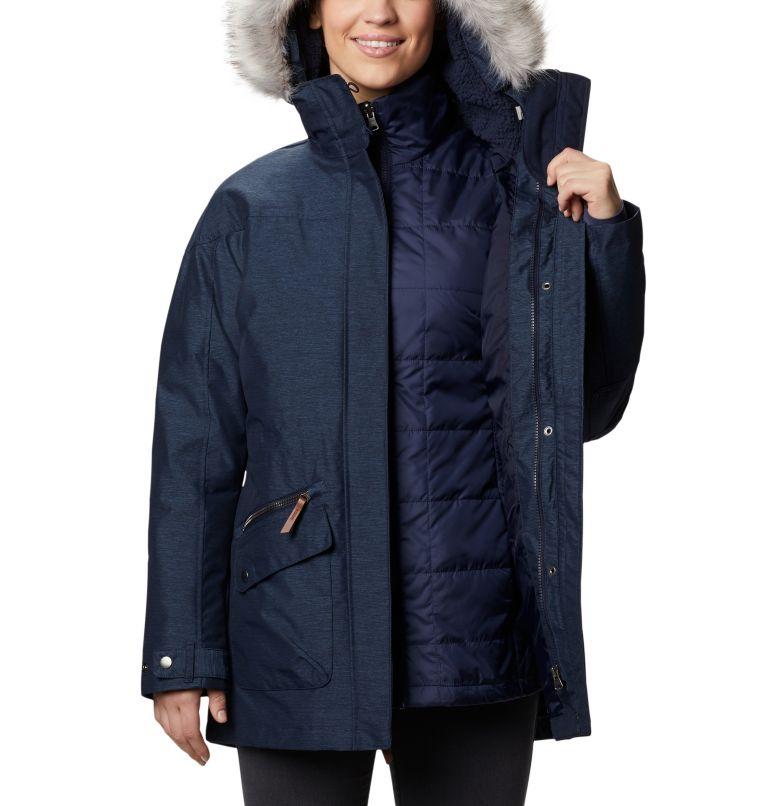 Carson Pass™ IC Jacket | 472 | S Women's Carson Pass™ Interchange Jacket, Dark Nocturnal, a3