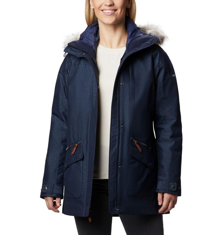 Carson Pass™ IC Jacket | 472 | S Women's Carson Pass™ Interchange Jacket, Dark Nocturnal, front