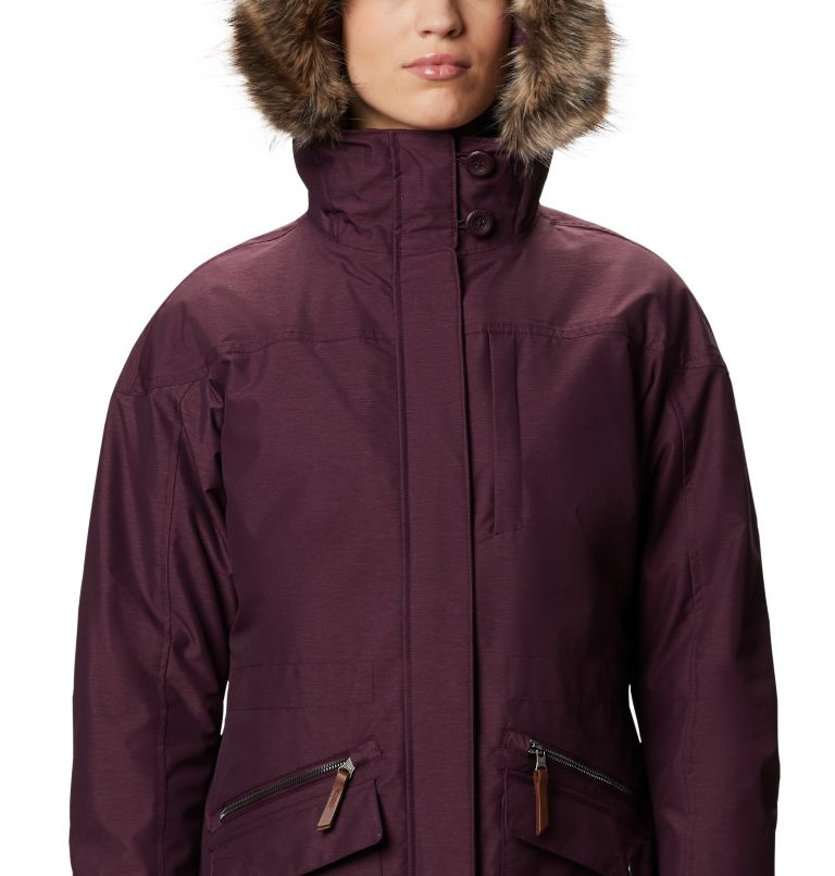 Carson Pass™ IC Jacket | 522 | S Women's Carson Pass™ Interchange Jacket, Black Cherry, a2
