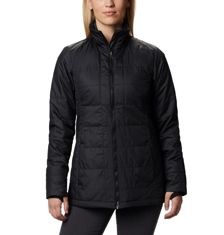 Carson Pass™ IC Jacket | 522 | S Women's Carson Pass™ Interchange Jacket, Black Cherry, a5