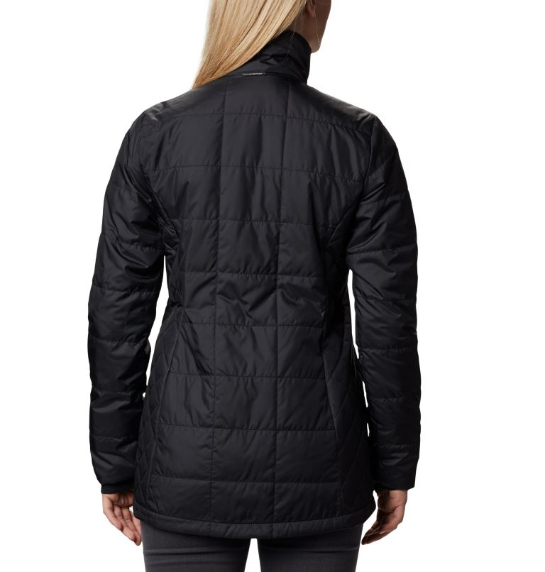 Carson Pass™ IC Jacket | 522 | S Women's Carson Pass™ Interchange Jacket, Black Cherry, a6