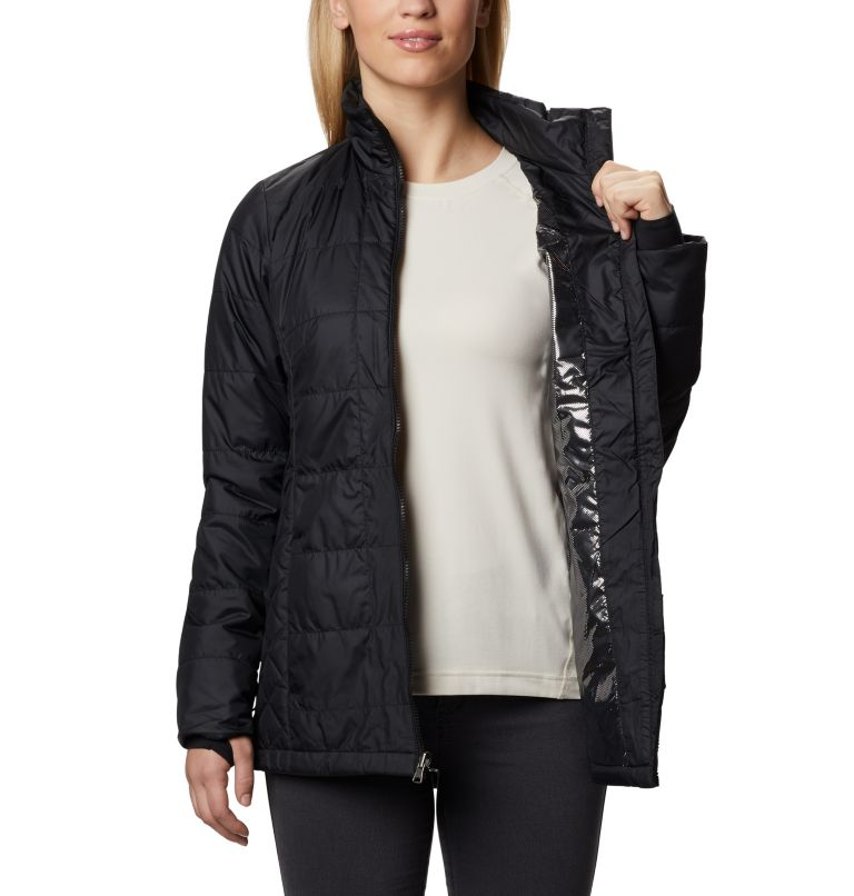 Carson Pass™ IC Jacket | 522 | S Women's Carson Pass™ Interchange Jacket, Black Cherry, a7