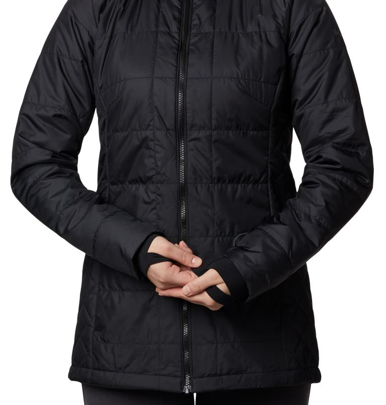 Carson Pass™ IC Jacket | 522 | S Women's Carson Pass™ Interchange Jacket, Black Cherry, a8