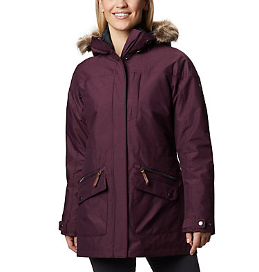 Women's Carson Pass™ Interchange Jacket Carson Pass™ IC Jacket | 607 | L, Black Cherry, front