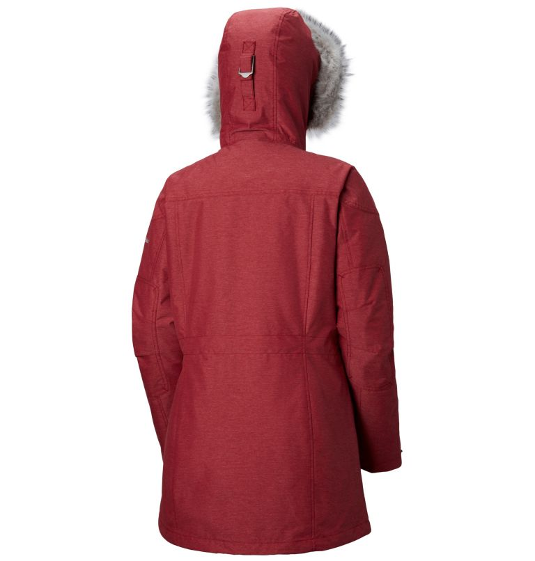 Carson Pass™ IC Jacket | 607 | XS Women's Carson Pass™ Interchange Jacket, Beet, back