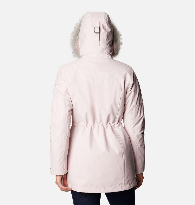 Carson Pass™ IC Jacket | 618 | S Women's Carson Pass™ Interchange Jacket, Mineral Pink, back