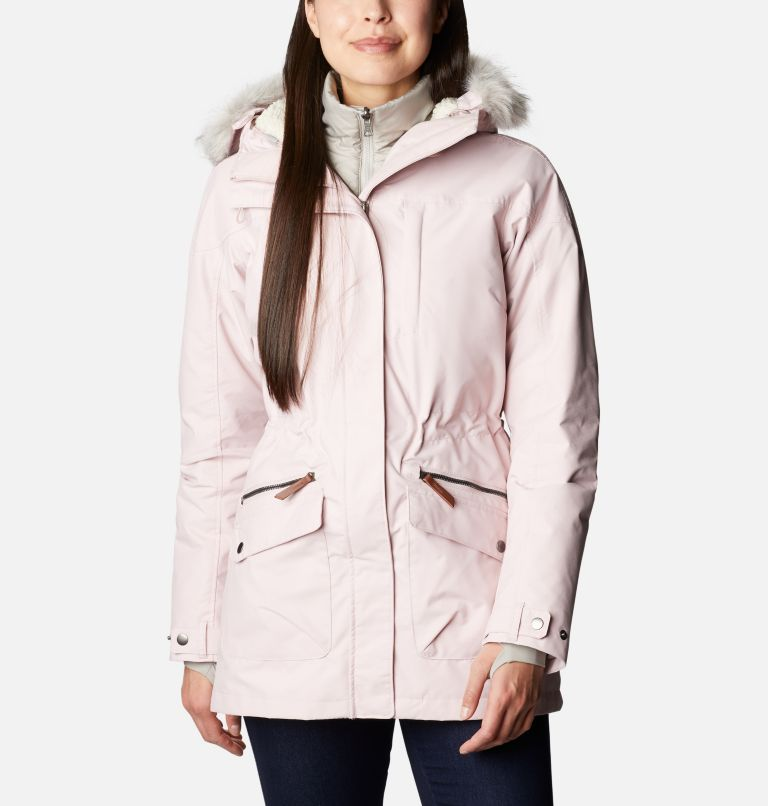 Carson Pass™ IC Jacket | 618 | S Women's Carson Pass™ Interchange Jacket, Mineral Pink, front