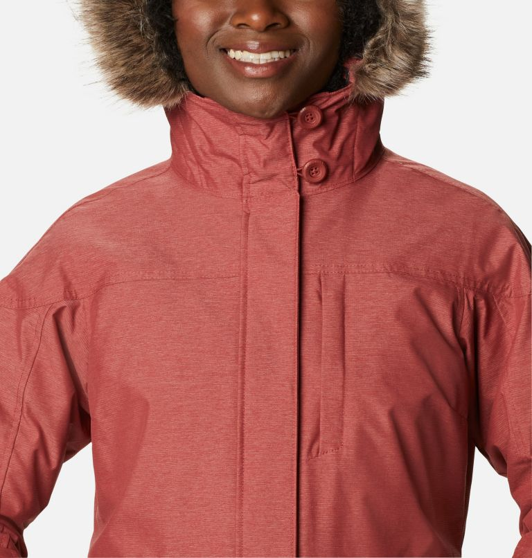Carson Pass™ IC Jacket | 638 | XL Women's Carson Pass™ Interchange Jacket, Dusty Crimson, a2